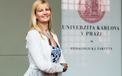 Medaile Ministerstva školství, mládeže a tělovýchovy 2. stupně za vynikající pedagogickou činnost PhDr. Janě Kropáčkové, Ph.D. (in memoriam).